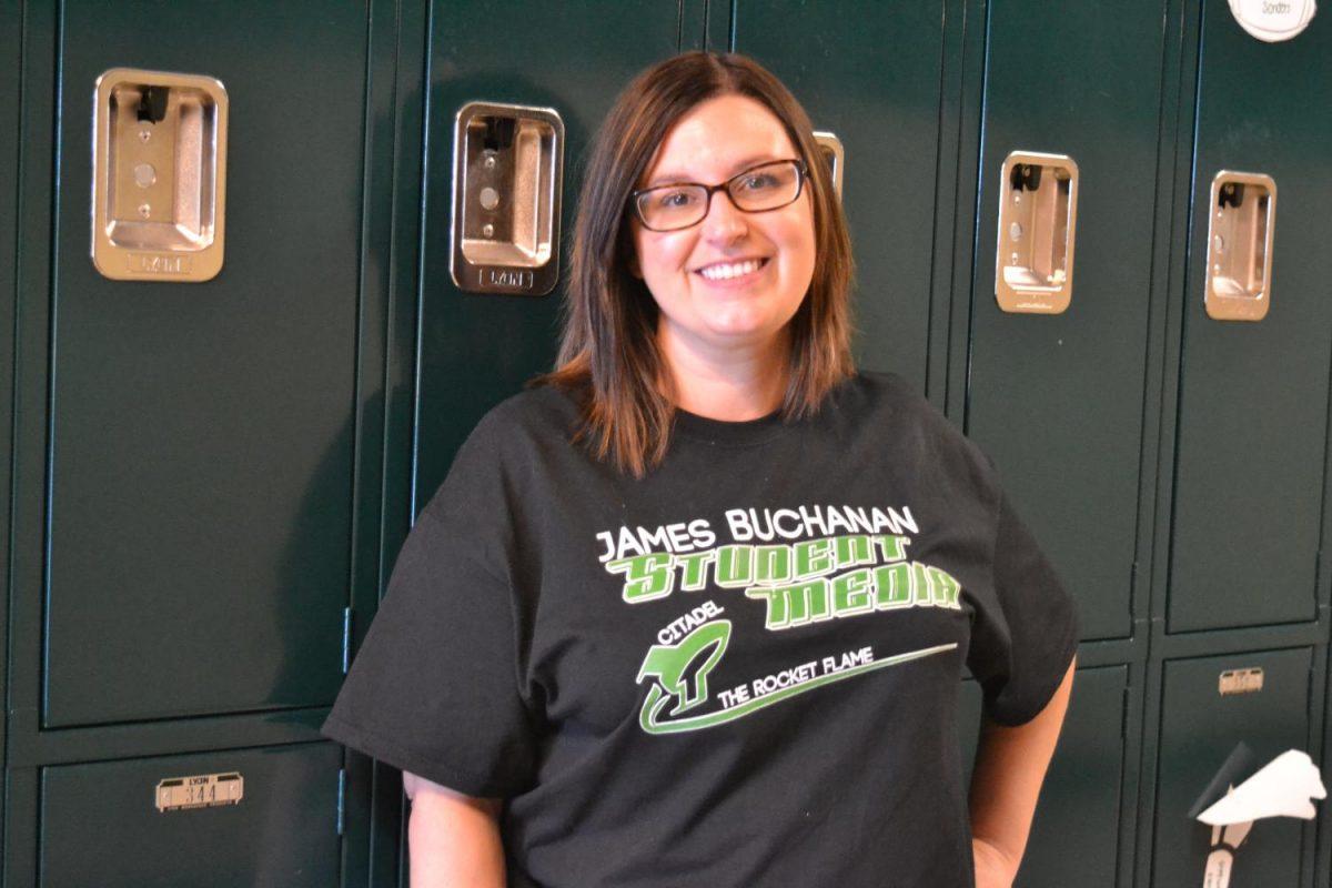 Ms. Kelley Reeder, JBHS Student Media Adviser