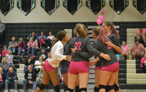 Rockets Block Out for Pink-Out against Big Spring