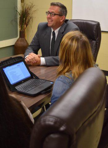 Dissecting Dr. Strine: Devoted Dad Develops TSD's Destiny