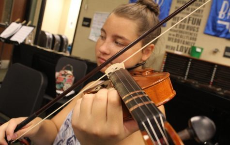 "Orchestra Welcomes the Christmas season with a ""Cello"""