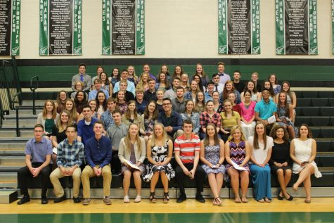 Senior Awards Ceremony
