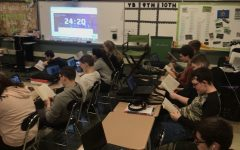 Circle Up to Gamify: English class takes on Classcraft