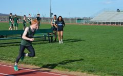 Boys' and Girls' Track & Field First Home Match of the Season