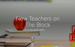 New Teachers on The Block