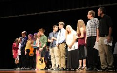 Tri-M Inductions