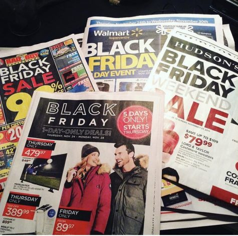 Black Friday flyers
